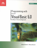 Programming with Microsoft Visual Basic 6.0