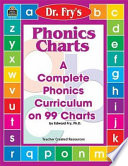 Phonics Charts by Dr  Fry