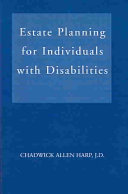 Estate Planning for Individuals with Disabilities