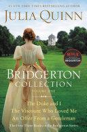Bridgerton Collection Volume 1 Book