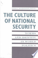 The Culture of National Security