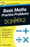 Basic Maths Practice Problems For Dummies