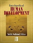 download ebook encyclopedia of human development pdf epub