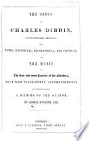 The Songs Of Charles Dibdin