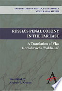 download ebook russia's penal colony in the far east pdf epub