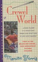 Crewel World : betsy takes over the shop and the...