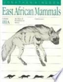 East African Mammals book