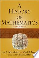 A History of Mathematics