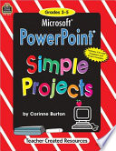 Microsoft Power Point: Simple Projects with CDROM