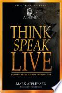Think  Speak  Live