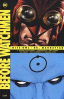 Before Watchmen  Nite owl Dr  Manhattan