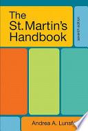 The St  Martin s Handbook