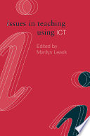 Issues in Teaching Using ICT
