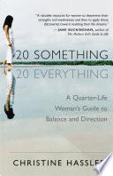 20 Something  20 Everything