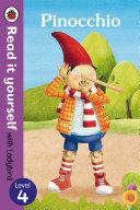 Read It Yourself with Ladybird Pinocchio  Mini Hc