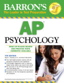 Barron s AP Psychology