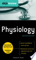 Deja Review Physiology  Second Edition