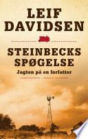 Steinbecks spøgelse - jagten på en forfatter