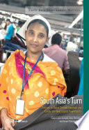 South Asia's Turn