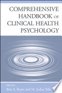 Comprehensive Handbook Of Clinical Health Psychology