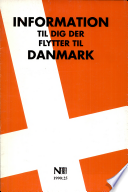 Information til dig der flytter til Danmark