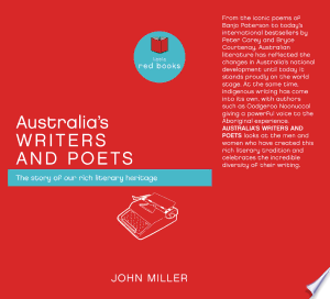 Australia's Writers and Poets - ISBN:9781921497742