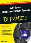 Mit Java programmieren lernen f  r Dummies