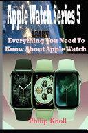 Apple Watch Series 5 2020 Edition [Pdf/ePub] eBook