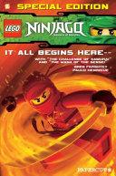 Lego Ninjago Special Edition 1