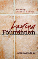 Laying the Foundation