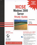 MCSA MCSE  Windows 2000 Server Study Guide