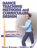 Dance Teaching Methods and Curriculum Design 8 9 10 11 12 K P E I