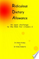 Ridiculous Dietary Allowance