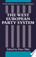 The West European Party System