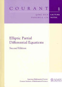 Elliptic Partial Differential Equations