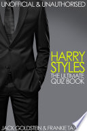 Harry Styles   The Ultimate Quiz Book