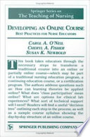 Developing an Online Course