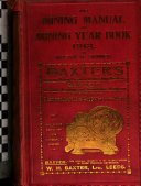 The Mining Manual And Mining Year Book