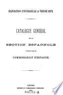 Catalogue général de la section espagnole