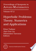 Hyperbolic Problems  Contributed talks