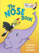 cover img of The Nose Book