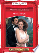 Wife With Amnesia  Mills   Boon Desire