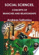 SOCIAL SCIENCES, CONCEPTS OF BRANCHES AND RELATIONSHIPS