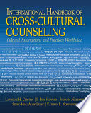 International Handbook Of Cross Cultural Counseling