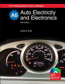 Auto Electricity and Electronics  A6