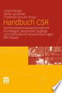Handbuch CSR
