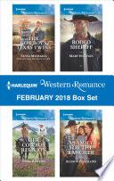 Harlequin Western Romance February 2018 Box Set