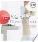 15 Minute Diabetic Meals
