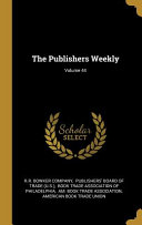 The Publishers Weekly; Culturally Important And Is Part