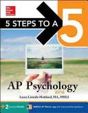 5 Steps to a 5 AP Psychology 2016